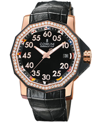 Corum Admirals Cup Ladies Watch Model: 082-954-85-0081-PN33