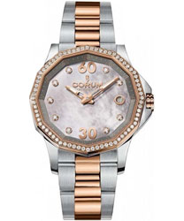 Corum Admirals Cup Ladies Watch Model 082.101.29-V200.PK10