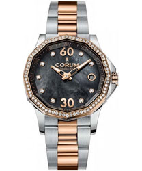 Corum Admirals Cup Ladies Watch Model 082.101.29-V200.PN10