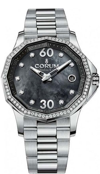Corum Admirals Cup Ladies Watch Model 082.101.47-V200.PN11