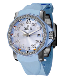 Corum Admirals Cup Ladies Watch Model 082.953.47-F381-BC32