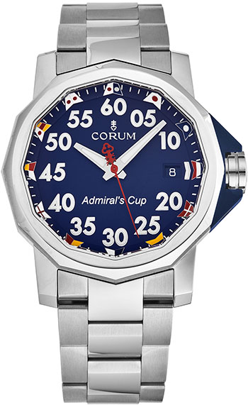 Corum Admiral Cup Men's Watch Model 08296220-V700