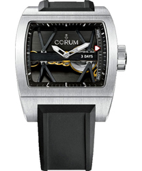 Corum Ti-Bridge Men's Watch Model 107.101.04-F371
