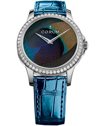 Corum Artisans Ladies Watch Model 110.601.47-0003-PL01