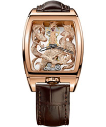 Corum Golden Bridge Men's Watch Model 113.265.55-000-02D