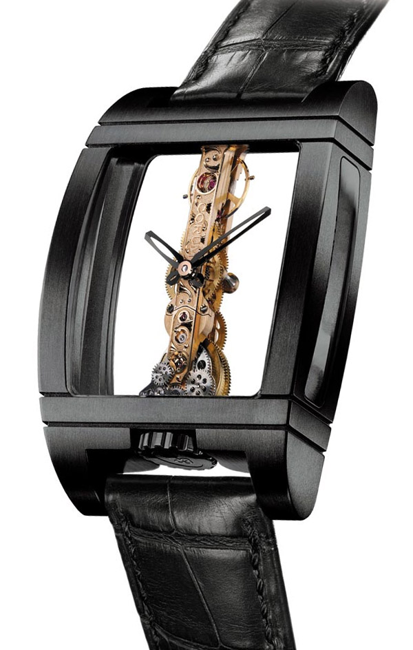 corum limited edition watches at gemnation com corum golden bridge men s watch model 113 700 94 0001 0000