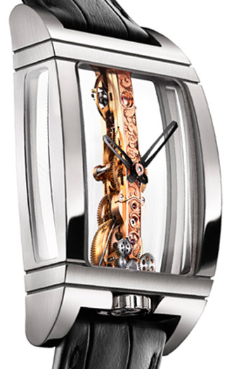 Corum Golden Bridge Men's Watch Model 113.705.04-0001.0000