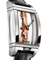 Corum Golden Bridge Men's Watch Model: 113.705.04-0001.0000