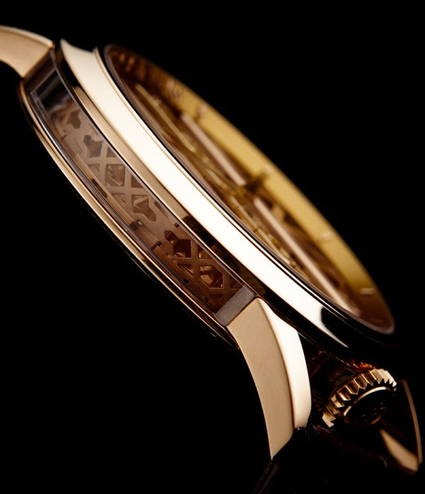 Corum Golden Bridge Men's Watch Model 113.90.55-0F02 Thumbnail 5