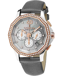 Corum Admirals Cup Ladies Watch Model 132.101.29-F149-PK
