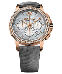 Corum Admirals Cup Ladies Watch Model 132.101.85-0149-PK