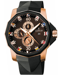 Corum Admirals Cup Men's Watch Model 277-931-91-0371-AG42