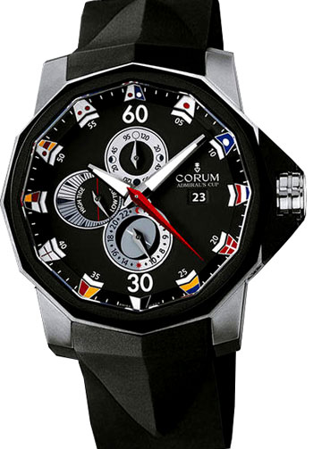 Corum Admirals Cup Men's Watch Model 277.931.06-0371-AN12