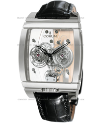 Corum Corum Tourbillon Panoramique Men's Watch Model 382.850.59-0F01-0000