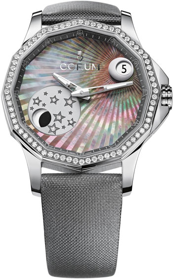 Corum Admirals Cup Ladies Watch Model 384.101.47-F149-AN01