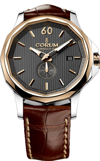 Corum Admirals Cup Men's Watch Model 395.101.24-0F02-AK11