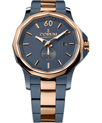 Corum Admirals Cup Men's Watch Model 395.101.34-V705-AB11