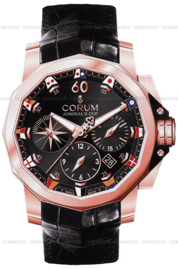 Corum Admirals Cup Men's Watch Model 753.691.55.0081-AN92