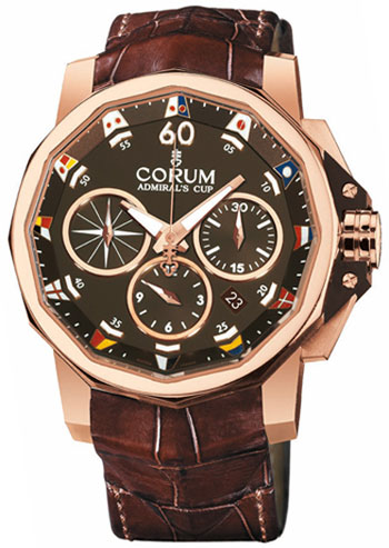 Corum Admirals Cup Men's Watch Model 753.692.55-0002-AG12