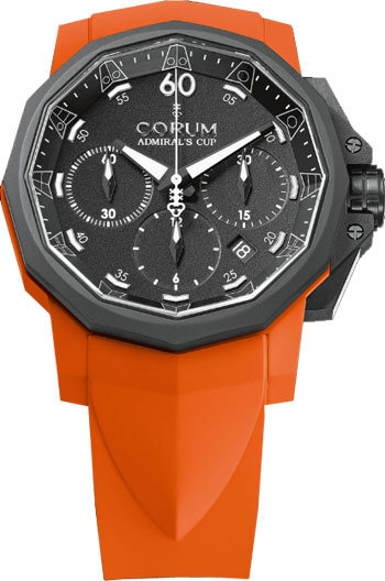 Corum Admirals Cup Men's Watch Model 753.814.02-F374-AN21