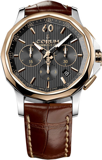 Corum Admirals Cup Men's Watch Model 984.101.24-0F02-AN11