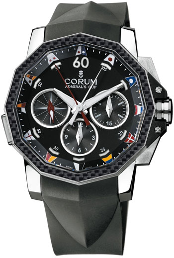 Corum Admirals Cup Challenge 44 Mens Wristwatch Model: 986-691-11-F371-AN92
