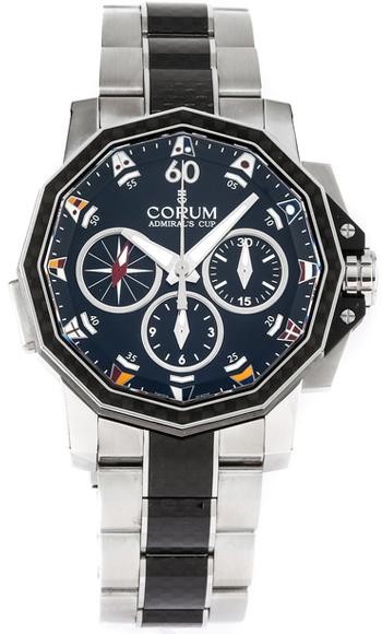 Corum Admirals Cup Men's Watch Model 986.691.11-V761 AN92