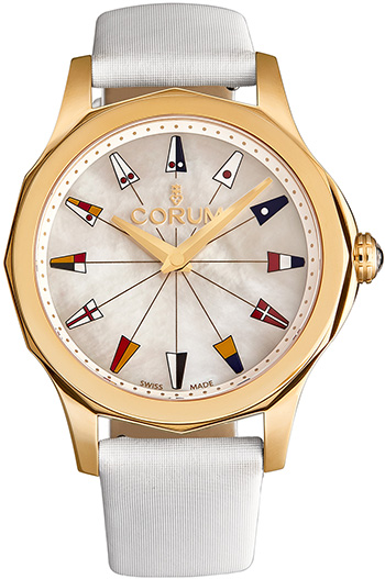 Corum Admiral Cup Ladies Watch Model A110-02665