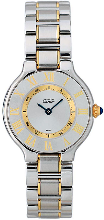 243235f03e06 Cartier 21 Must De Cartier Ladies Watch Model  W10073R6