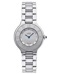 Cartier 21 Must De Cartier Ladies Wristwatch