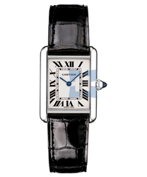 Cartier Tank Ladies Watch Model W1541056