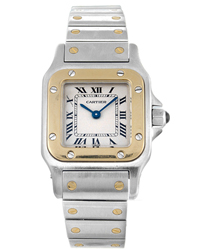 Cartier Santos Ladies Watch Model W20012C4