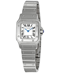 Cartier Santos Ladies Watch Model W20056D6