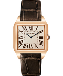 Cartier Santos Men's Watch Model W2006951