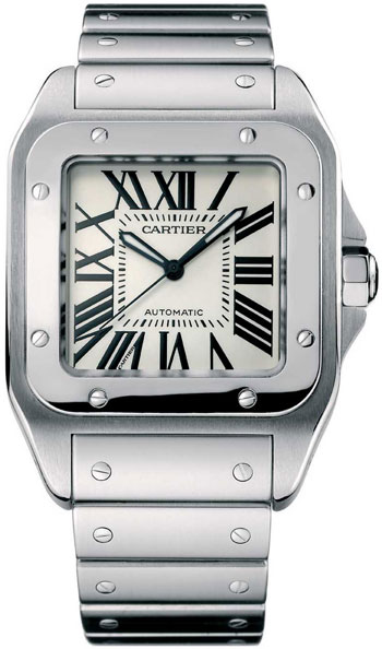 Cartier Santos Used Price