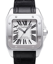 Cartier Santos Mens Wristwatch