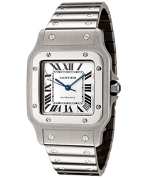 Cartier Santos Men's Watch Model W20098D6