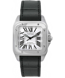 Cartier Santos Men's Watch Model W20106X8