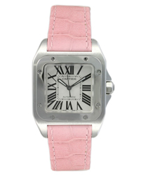 Cartier Santos Ladies Watch Model W20126X8