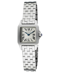 Cartier Santos Ladies Watch Model W25064Z5
