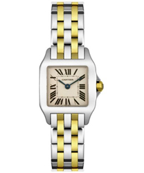 Cartier Santos Ladies Watch Model W25066Z6