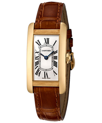 Cartier Tank Ladies Watch Model W2601556
