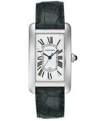 Cartier Tank Americaine Men's Watch Model W2603256