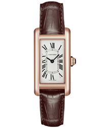 Cartier Tank Ladies Wristwatch