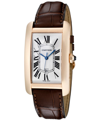 Cartier Tank Americaine Men's Watch Model: W2609156