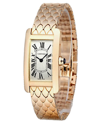 Cartier Tank Americaine Ladies Watch Model: W2620031