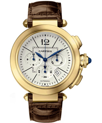 Cartier Pasha Mens Wristwatch