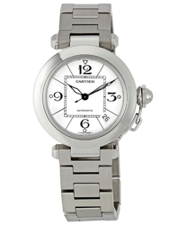 Cartier Pasha Men's Watch Model: W31074M7