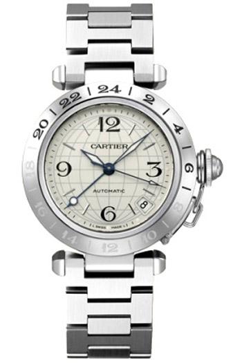 Cartier Pasha Men's Watch Model: W31078M7