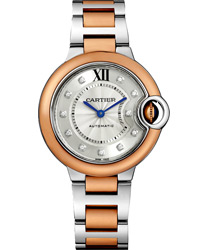 Cartier Ballon Bleu Ladies Watch Model W3BB0006